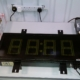 time-temp-display
